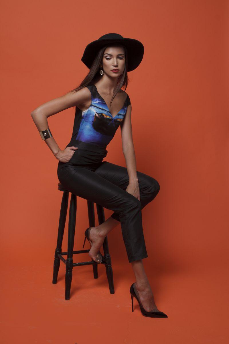 Pearls and Portraits Debut Collection Lookbook & Editorial - Bellanaija - September2014022