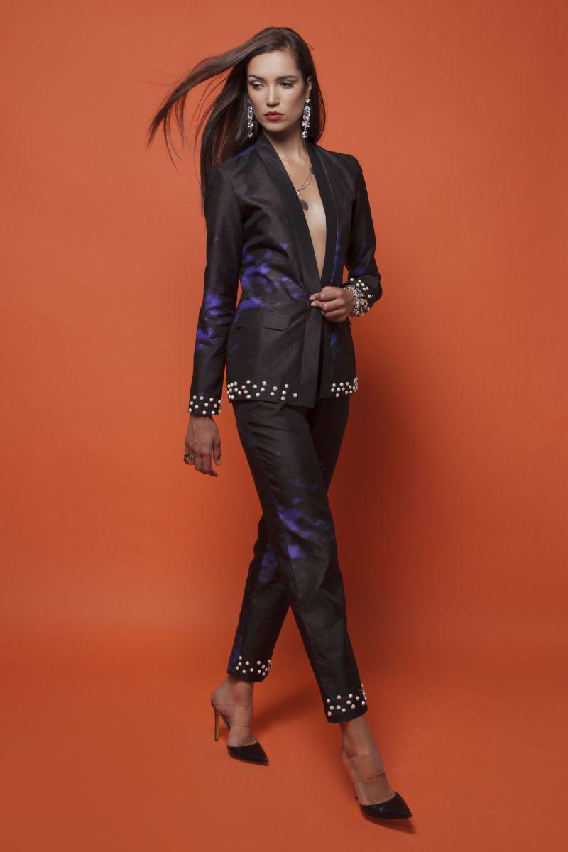 Pearls and Portraits Debut Collection Lookbook & Editorial - Bellanaija - September2014030