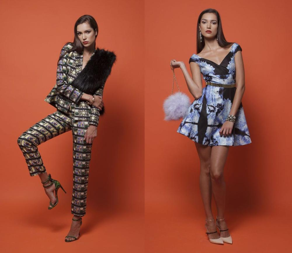 Pearls and Portraits Debut Collection Lookbook & Editorial - Bellanaija - September2014037