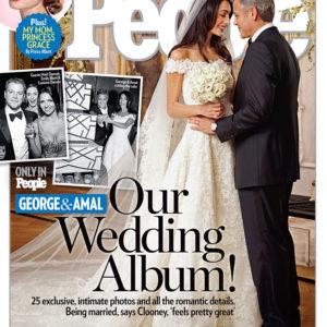 People Magazine George Clooney