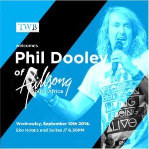 Phil Dooley of Hillsong South Africa at the Waterbrook Church - Bellanaija - September 2014