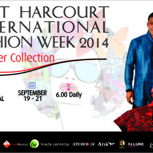 Port Harcourt International Fashion Week 2014 - Bellanaija - September 2014