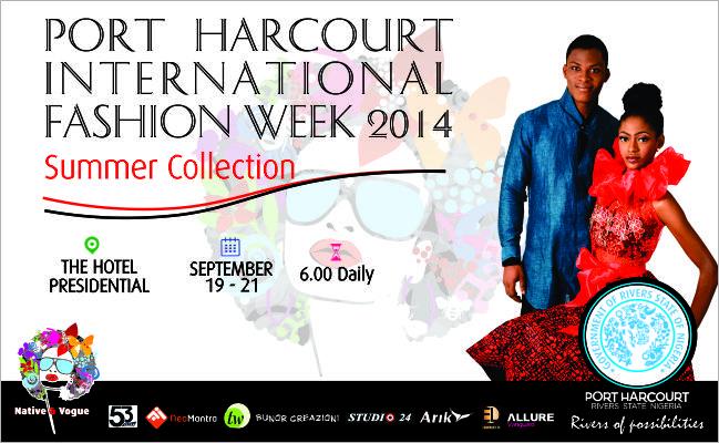 Port Harcourt International Fashion Week 2014 - Bellanaija - September 2014