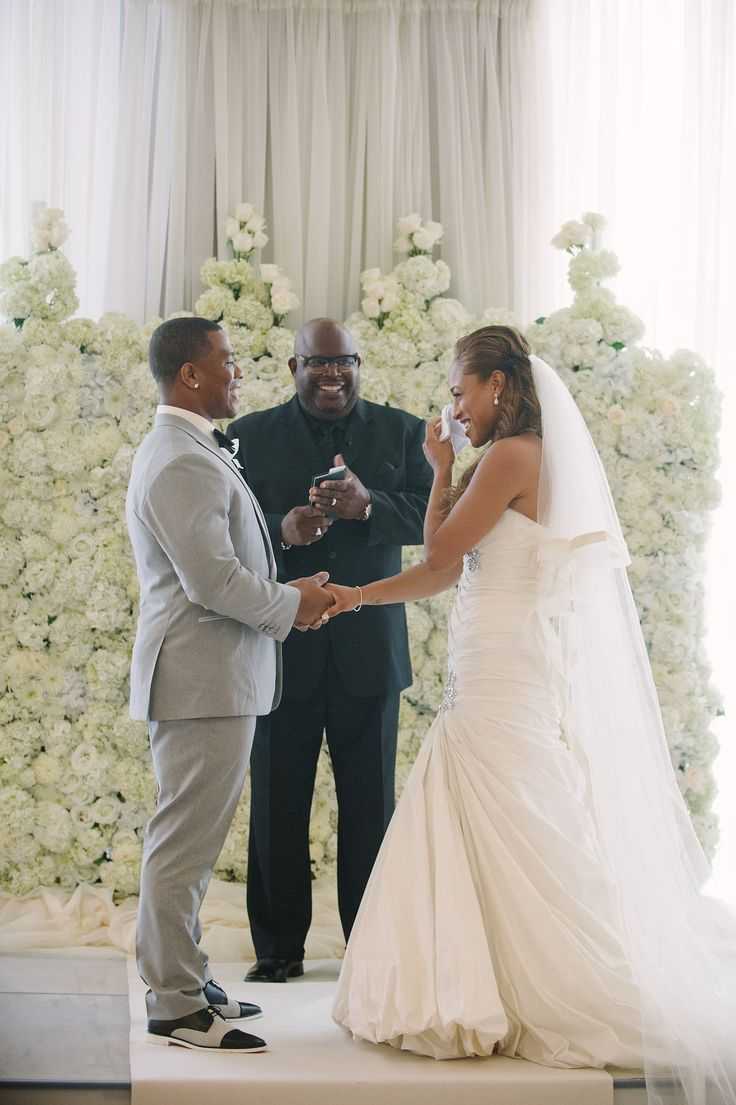 Ray Rice Wedding