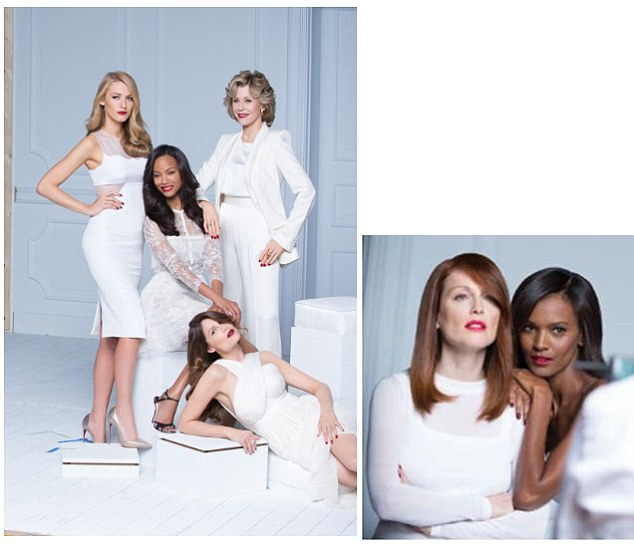Red Lipstick Loreal Paris Campaign - Bellanaija - September 2014002