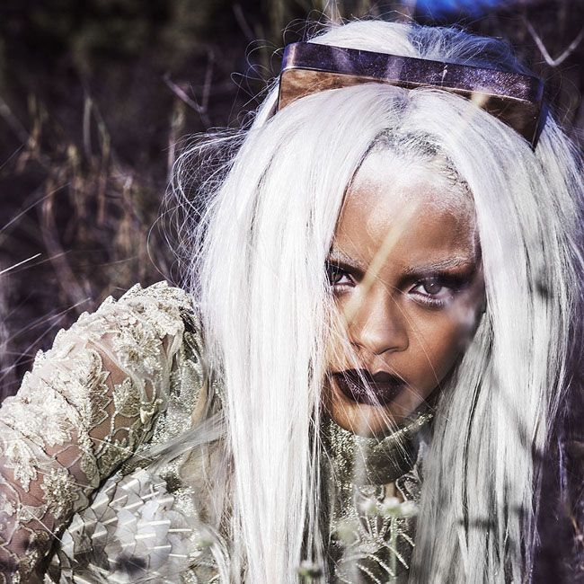 Rihanna for TUSH Magazine Editorial - Bellanaija - September2014002