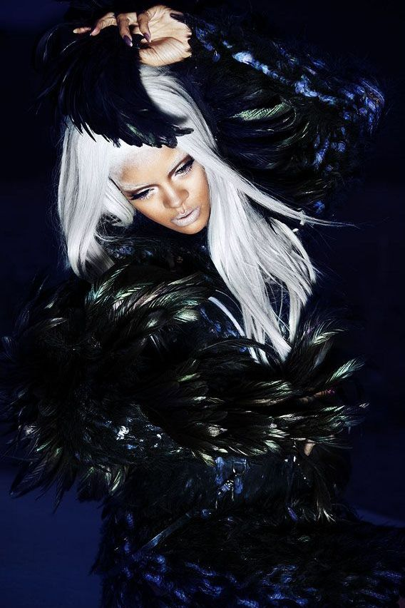 Rihanna for TUSH Magazine Editorial - Bellanaija - September2014012