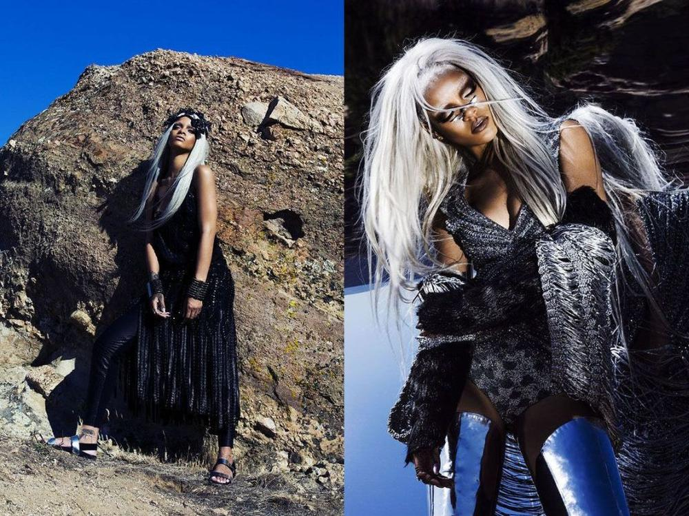 Rihanna for TUSH Magazine Editorial - Bellanaija - September2014013
