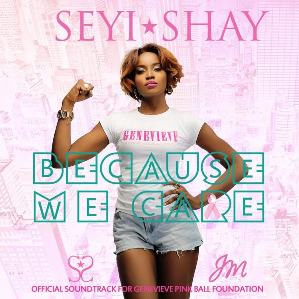Seyi Shay for Pink Ball 2014 BellaNaija