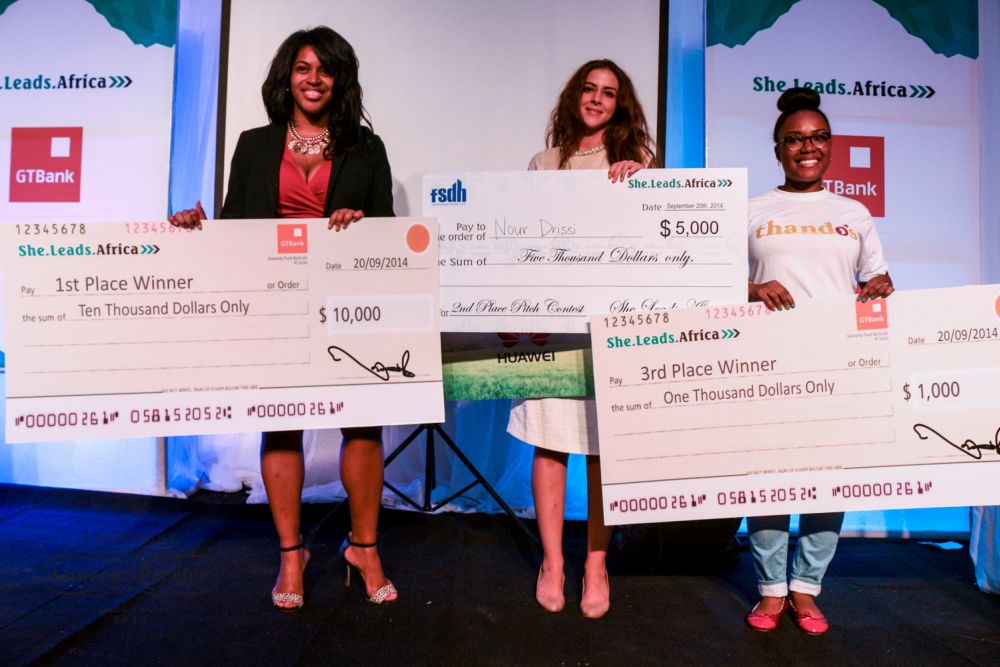 She Leads Africa's Innovation Weekend - Bellanaija - September2014001