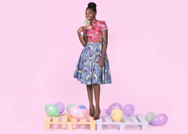 ShebyBena Skittles Collection Lookbook - Bellanaija - September2014002