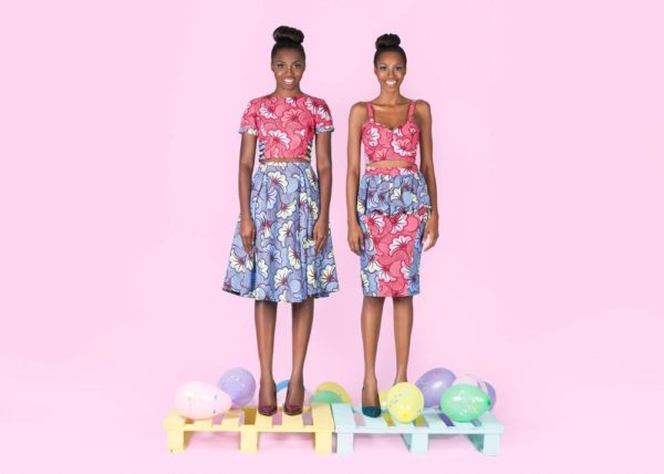 ShebyBena Skittles Collection Lookbook - Bellanaija - September2014003
