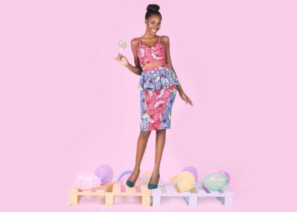 ShebyBena Skittles Collection Lookbook - Bellanaija - September2014004