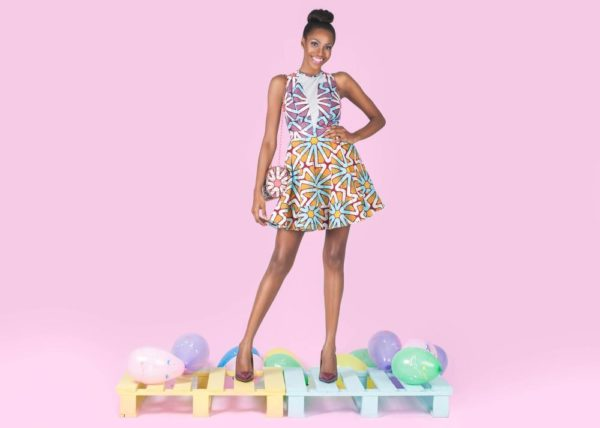ShebyBena Skittles Collection Lookbook - Bellanaija - September2014006