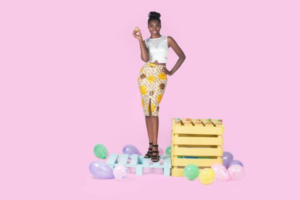 ShebyBena Skittles Collection Lookbook - Bellanaija - September2014008