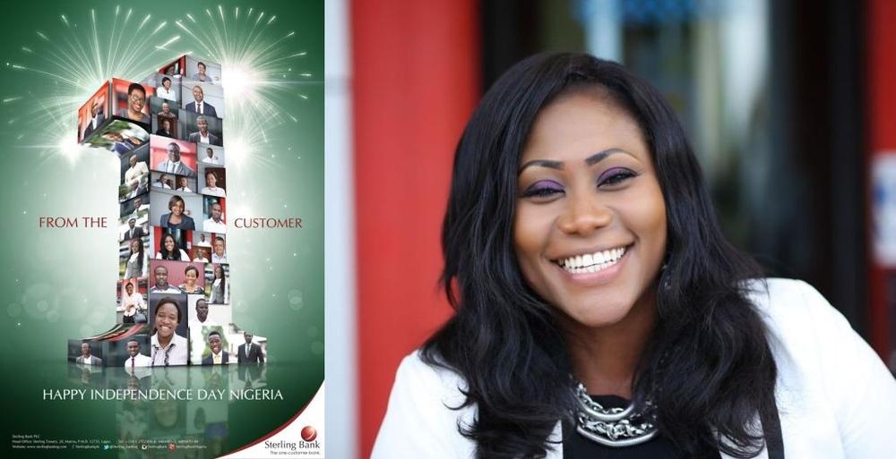 Sterling Bank Customers for Nigerias Independence - Bellanaija - September2014009