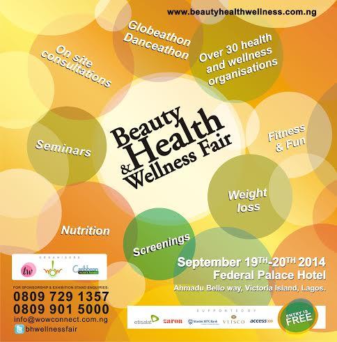 TW Beauty Health & Wellness Fair - Bellanaija - September 2014