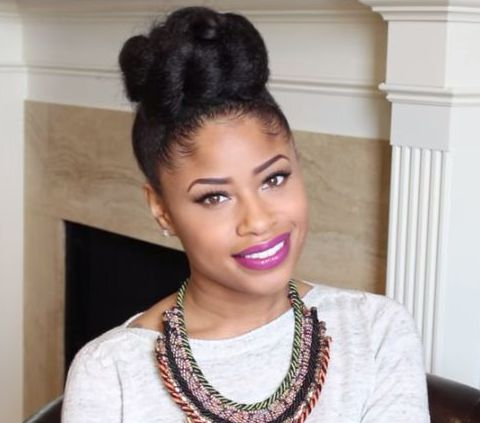 The Chic Natural hair Tutorial - Bellanaija - September 2014