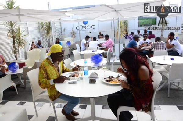 The Grill at the Pent Neon Flux Edition - Bellanaija - September2014004