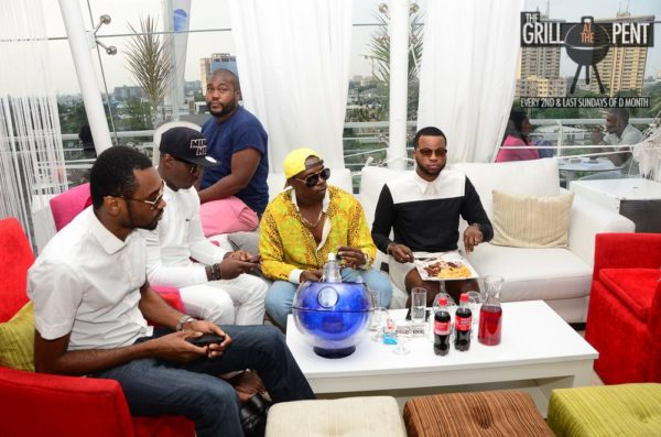 The Grill at the Pent Neon Flux Edition - Bellanaija - September2014007