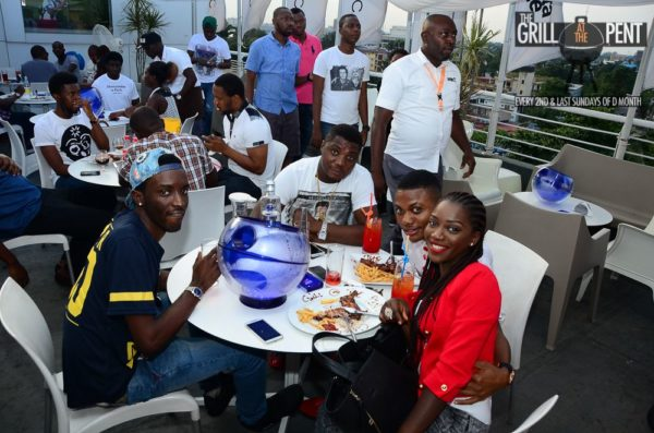 The Grill at the Pent Neon Flux Edition - Bellanaija - September2014009