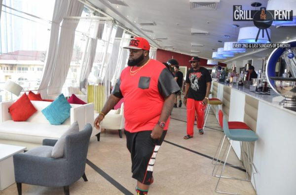 The Grill at the Pent Neon Flux Edition - Bellanaija - September2014010