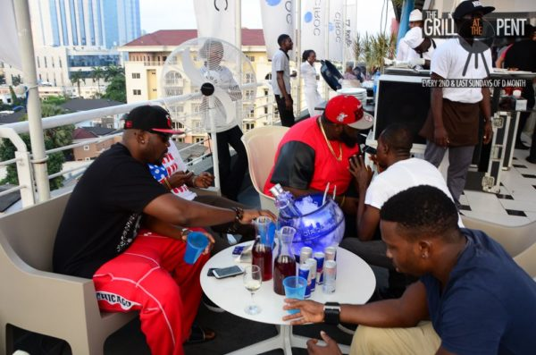The Grill at the Pent Neon Flux Edition - Bellanaija - September2014011