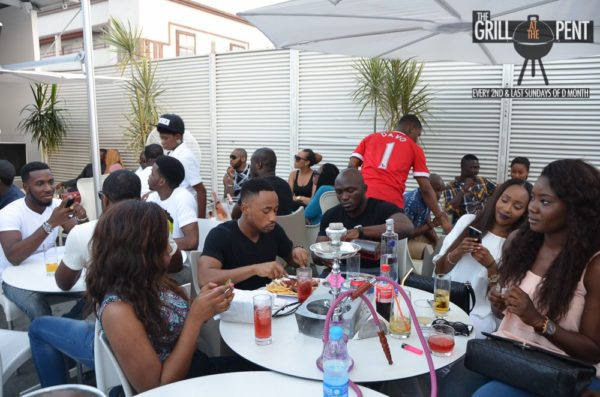 The Grill at the Pent Neon Flux Edition - Bellanaija - September2014012