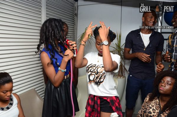 The Grill at the Pent Neon Flux Edition - Bellanaija - September2014019