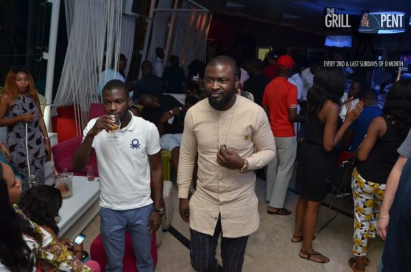 The Grill at the Pent Neon Flux Edition - Bellanaija - September2014024
