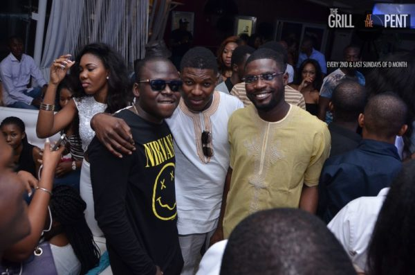 The Grill at the Pent Neon Flux Edition - Bellanaija - September2014025