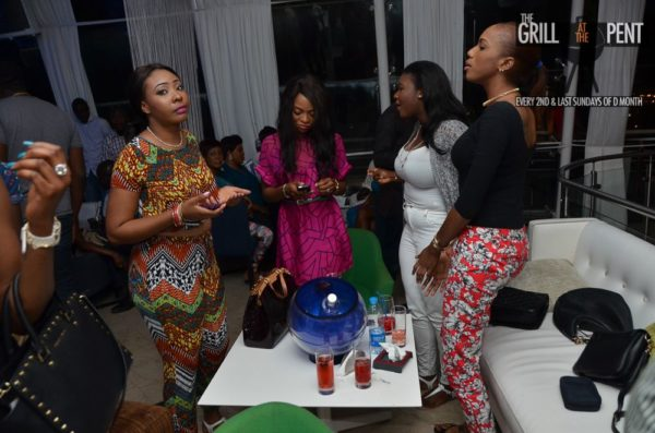 The Grill at the Pent Neon Flux Edition - Bellanaija - September2014028
