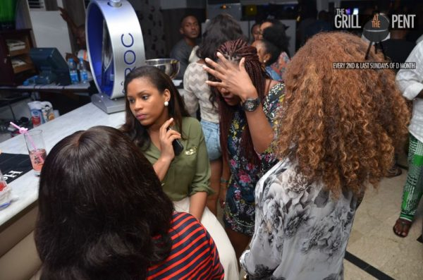 The Grill at the Pent Neon Flux Edition - Bellanaija - September2014030