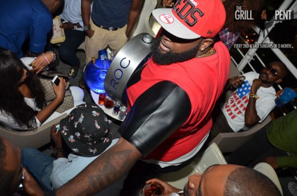 The Grill at the Pent Neon Flux Edition - Bellanaija - September2014036