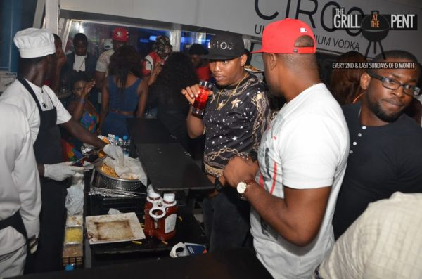 The Grill at the Pent Neon Flux Edition - Bellanaija - September2014037