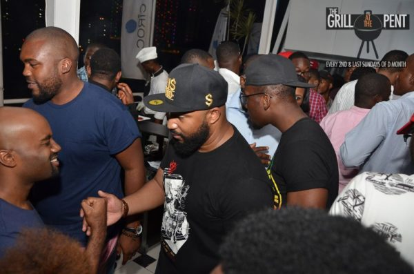 The Grill at the Pent Neon Flux Edition - Bellanaija - September2014039
