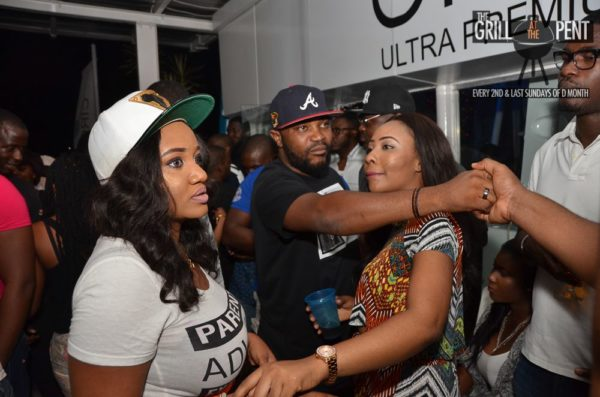 The Grill at the Pent Neon Flux Edition - Bellanaija - September2014043