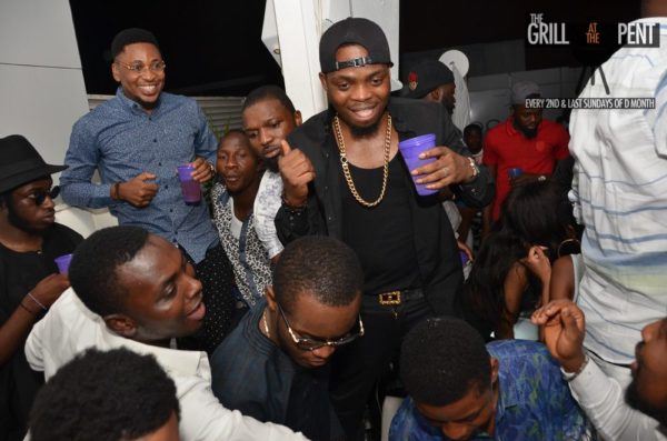 The Grill at the Pent Neon Flux Edition - Bellanaija - September2014055