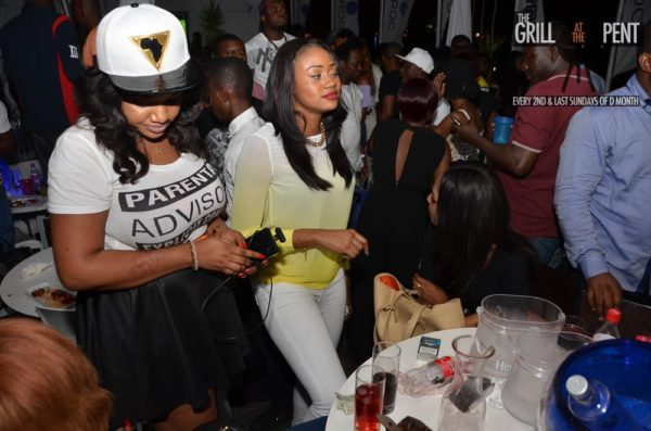 The Grill at the Pent Neon Flux Edition - Bellanaija - September2014059