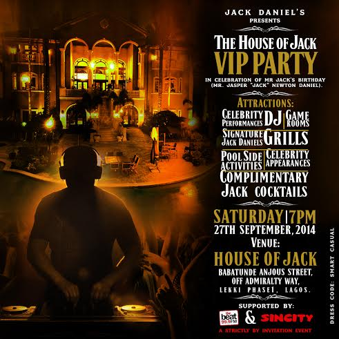 The House of Jack VIP Party - Bellanaija - September 2014