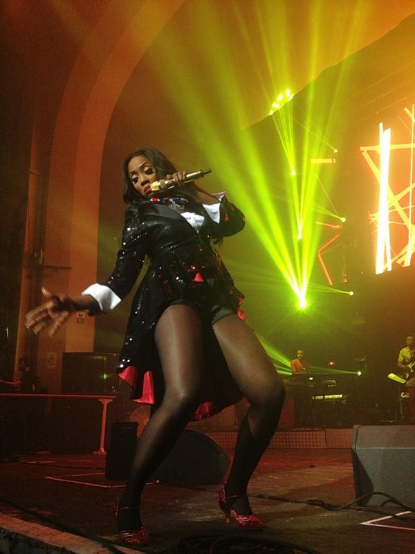 Tiwa Savage - September 2014 - African Unplugged - BellaNaija.com 01