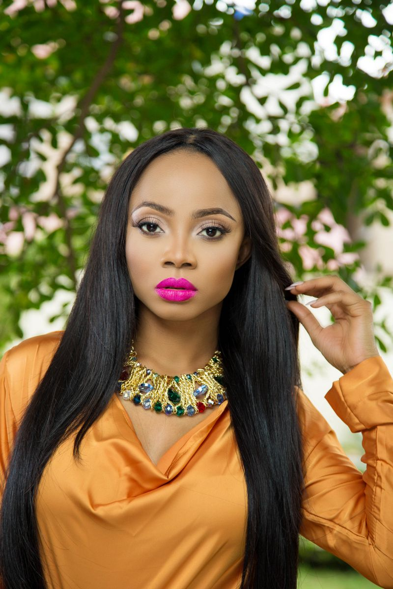 Toke Makinwa for the Celebrity Shoot 2nd Edition - Bellanaija - September2014004