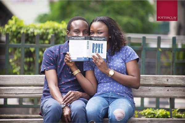 Tolu Ogunlesi & Kemi Agboola Pre Wedding Shoot | Potterclay Photography | BellaNaija 0