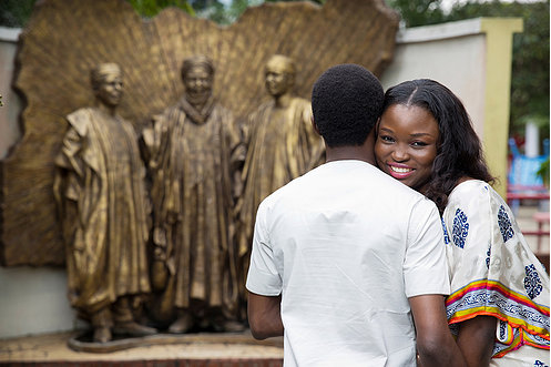 Tolu Ogunlesi & Kemi Agboola Pre Wedding Shoot | Potterclay Photography | BellaNaija 07