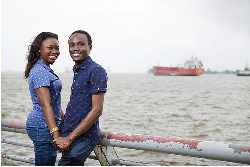 Tolu Ogunlesi & Kemi Agboola Pre Wedding Shoot | Potterclay Photography | BellaNaija 1