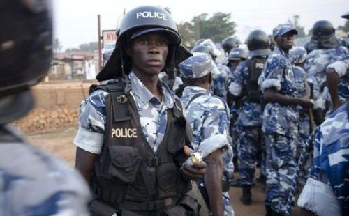 Uganda Police BellaNaija