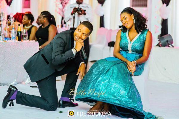 Veno & Timi | Lagos Nigerian Wedding - Edo & Yoruba | Jide Odukoya | BellaNaija 0.Veno-and-Timi-White-Wedding-10182