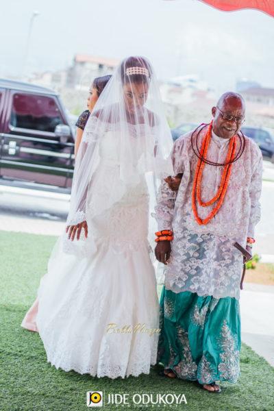Veno & Timi | Lagos Nigerian Wedding - Edo & Yoruba | Jide Odukoya | BellaNaija 0.Veno-and-Timi-White-Wedding-3456