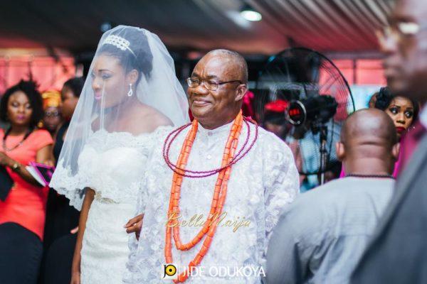 Veno & Timi | Lagos Nigerian Wedding - Edo & Yoruba | Jide Odukoya | BellaNaija 0.Veno-and-Timi-White-Wedding-3599