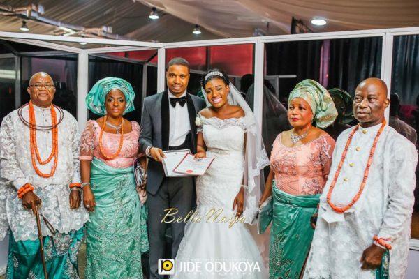 Veno & Timi | Lagos Nigerian Wedding - Edo & Yoruba | Jide Odukoya | BellaNaija 0.Veno-and-Timi-White-Wedding-4476